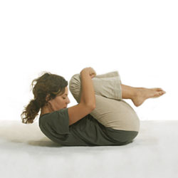 Mukta Or Mukti Means Liberation Release Which Makes This Yoga Asana The Wind Pose
